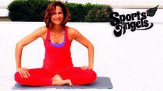 Trabajo lateral de caderas, glúteos y abdomen con tu Sports Angels María Giner | TELVA