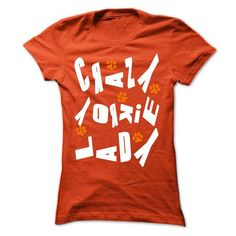 Crazy Yorkie Lady T Shirts, Hoodie. Shopping Online Now ==►…