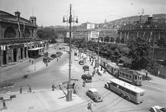 Bahnhofquai, 1939 Present Day, Switzerland, Interior And Exterior, 19th Century, Berlin, The Past, History, City, Places