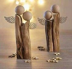 Halloween Christmas, Rustic Christmas, White Christmas, Christmas Crafts, Christmas Decorations, Christmas Ornaments, Awesome Woodworking Ideas, Diy And Crafts, Paper Crafts