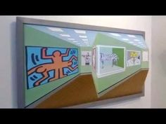 Before They Become YouTube Viral Videos : Weird perspective of a painting found in Windsor, ...