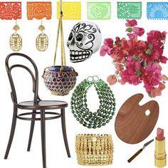 Living In: Frida - Thanks Design Sponge!