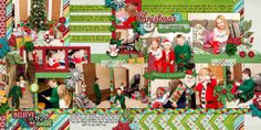 Key Lime by Little Green Frog Designs http://scraporchard.com/market/Key-Lime-Digital-Scrapbook-Template.html | Merry Magic Collection by Bella Gypsy http://scraporchard.com/market/Merry-Magic-Digital-Scrapbook-Collection.html