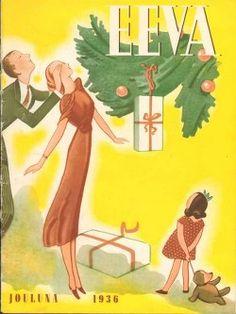 Eeva. Jouluna 1936