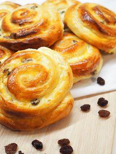 Quark-Rosinen-Schnecken Gluten Free Doughnuts, Paleo Recipes, Cooking Recipes, Paleo Meal Plan, Paleo Diet, Starchy Foods, Creamy Pasta, Vegetable Drinks, Winter Food