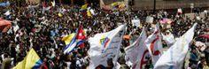 Especial del periódico El Espectador sobre el paro nacional agrario Paros, Human Rights