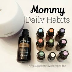 """""""To Change Your Life Change Your Habits"""" #truth We use our oils EVERY SINGLE DAY. With a new baby in the house these are the top oils that we have on rotation...Here is how and a few reasons why! In the Diffuser: Breathe and OnGuard during the day (respiratory and immune support) Serenity/ Breathe at night (respiratory support and relaxing) Topically: OnGuard (immune support) on our feet morning and night. Lavender Balance and Roman Chamomile (all promote feeling of calming and relaxing)…"""