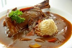 mutton stew (actually lamb, who eats mutton anymore? )