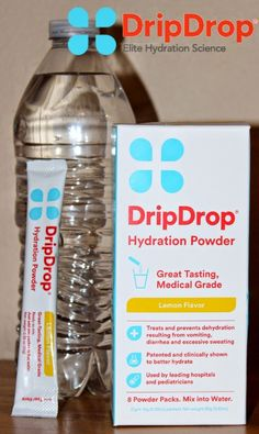 Don't go to the gym dehydrated anymore #DrinkDripDrop #spon @shespeaksup @dripdrop