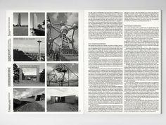 Les éditions de Claudiabasel, CH. Ici un zoom sur l'identité et les publications remarquables pour S AM = Swiss Architecture Museum.A voir aussi sur leur site : les trois premières éditions du magazine 'Doing Fashion Paper'.