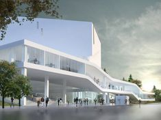 Mashouf Performing Arts Center at San Francisco State University in San Francisco, USA – Michael Maltzan Architecture