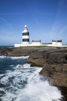 ✮ Hook Lighthouse Near Wexford County - Wexford Ireland