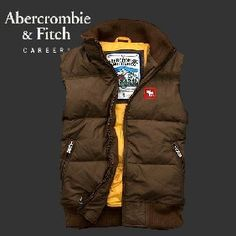 A Mens Winter Vest & Jacket