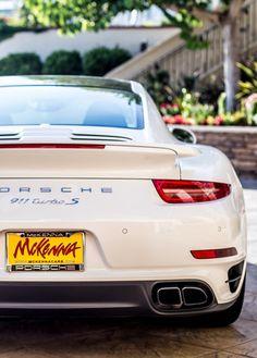 Porsche 911 Turbo S #porsche #991 - LGMSports.com