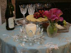 Wedding Wine & Cheese | BBJ Linen