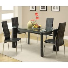 Westminster 5 Pc Dining Set 4725x295x30H