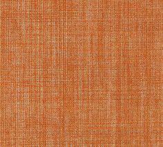 Fermoie - Plain Linen - Orange Couture
