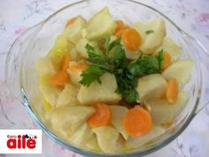 Turkish Cuisine:Portakallı kereviz