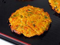 SOSCuisine: Croquettes de légumes