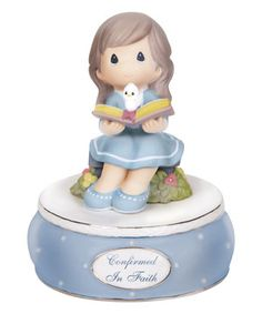 Love this Confirmation Musical Figurine by Precious Moments on #zulily! #zulilyfinds