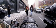 What it takes to get the real Street Style Shot. Videos