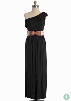 Dream Chaser Curvy Plus Maxi Dress | Modern Vintage Curvy Plus