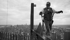 Ironworkers of the Sky - NYTimes.com