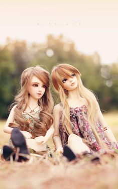 Girls Day Out by dollstars.deviantart.com on @deviantART