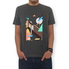Camiseta N de @netotorin   Colab55