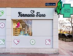 S´ana Pharmacy by Marketing Jazz, Madrid – Spain » Visit City Lighting Products! https://www.linkedin.com/company/city-lighting-products