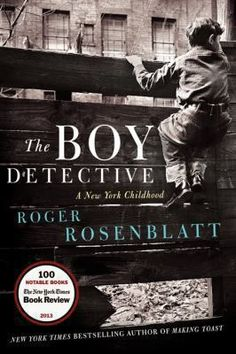 Resisting the deadening silence of his family home in the elegant yet stiflingly safe neighborhood of Gramercy Park, nine-year-old Roger imagines himself a private eye in pursuit of criminals. With the dreamlike mystery of the city before him, he sets off alone, out into the streets of Manhattan, thrilling to a life of unsolved cases.