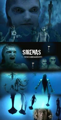 descubrimiento de sirenas