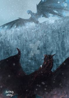 A Song Of Ice And Fire by fanTASyartistry.deviantart.com on @DeviantArt