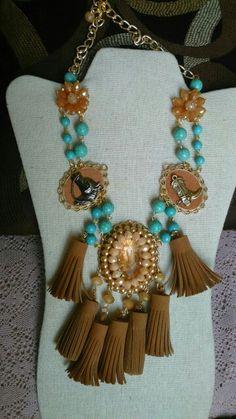 Collar vaquero diseñado por Deseos Divinos Guadalajara 044 333 508 58 55