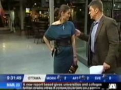 Buy Canadian First on /A\ Morning Ottawa - Spring Fashion Part 1 - March 2010 (Sorry about the video's poor quality. Ottawa, Spring Fashion, March, Canada, Tv, Stuff To Buy, Products, Fashion Spring, Tvs