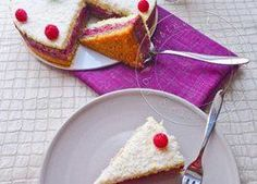 Gâteau aux Amandes, Mascarpone & Framboises
