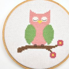 Counted cross stitch pattern.  For Lydia someday.