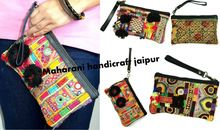 clutch and bags, clutch and bags direct from MAHARANI HANDICRAFTS JAIPUR in…