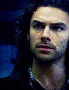 Aidan Turner when my mom tells  me to clean my room.