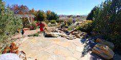 Memorial Garden at the Montrose Botanic Gardens | Montrose, Colorado