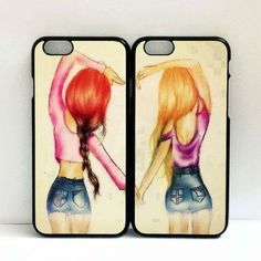 Welcome   * This is a beautiful set of 2 Phone cases for Couples. Could be given as an amazing gift for best friend/lover…