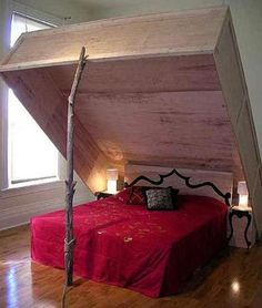 Bed for Dracula