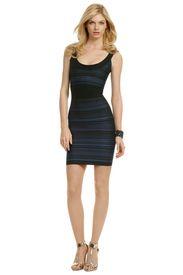 Herve Leger, Instant Chemistry Dress, Size M