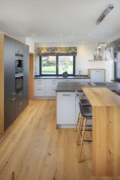 Die 92 Besten Bilder Von Offene Kuchen New Kitchen Open Plan
