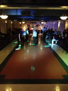 The Franco American Center in Lewiston, Maine on 12/05/14. Maine Wedding DJ Dave Dionne. #mainewedding