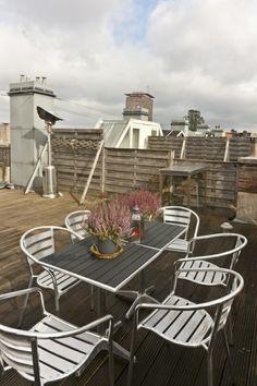 Sichtschutz für Terrassen – coole und herrliche Bilder von ...