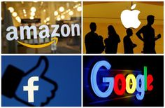 The techlash has officially arrived The unbridled power of big tech is now in the cross hairs of Washington The Federal Trade Commission and the Justice Bfm Business, Business News, Digital Media, Prix Nobel, Financial Information, Financial News, Start Ups, Document, Us History