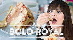 BOLO MOUSSE DE ROCAMBOLE | Charlotte Royale Romeu e Julieta | Dani Noce