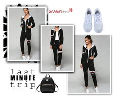 """""""Last minute trip"""" by emina-095 ❤ liked on Polyvore"""
