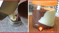 Žiadna chémia ani konzervanty: Vyrobte si domáci Monte krém do pohárov, deti ho milujú!